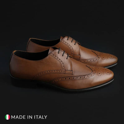 Made in Italia - VIENTO - Marrone / EU 40 - Scarpe stringate Continuativi