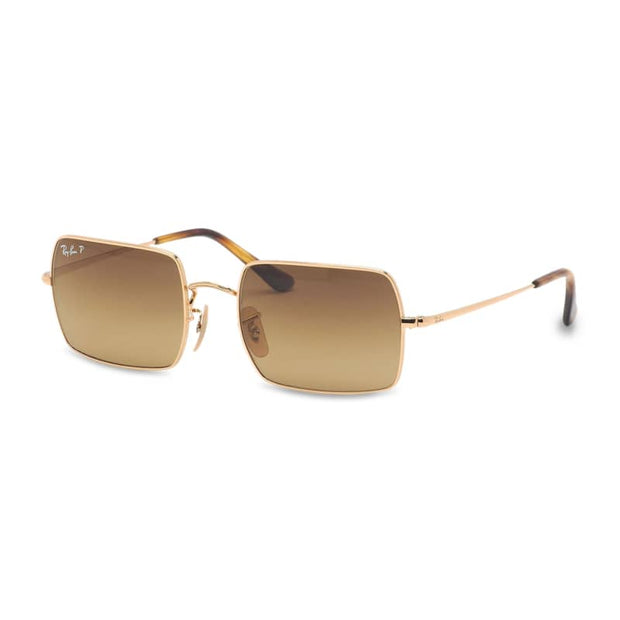 Occhiali da sole Ray-Ban - Unisex - Giallo-Marrone / unica - Accessori - Donna - Giallo - Primavera-Estate