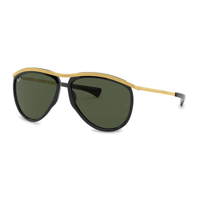 Occhiali da sole Ray-Ban - Unisex - Nero / unica - Accessori - Donna - Marrone