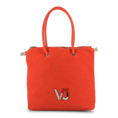 Shopping bag - Versace Jeans - Arancione / unica - Borse - Donna - Nero - Primavera-Estate