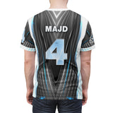 04 Majd - RiverSharks Men's Shirt