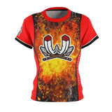 Inferno - V3 - Women's Design Cut & Sew Tee - MGOPrint