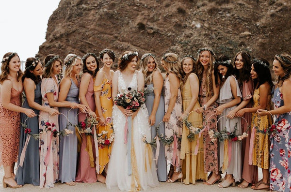 That Awkward Conversation - who pays, you or your bridal party?