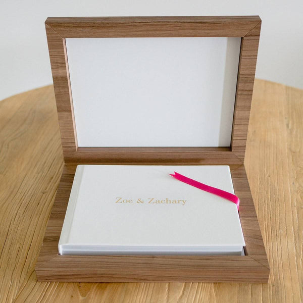 Leatherette Wedding Albums