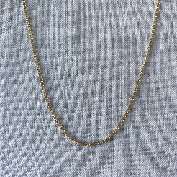 Chain - Belcher - Gold