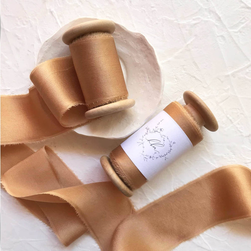 Adette Silk Satin Ribbon |3m
