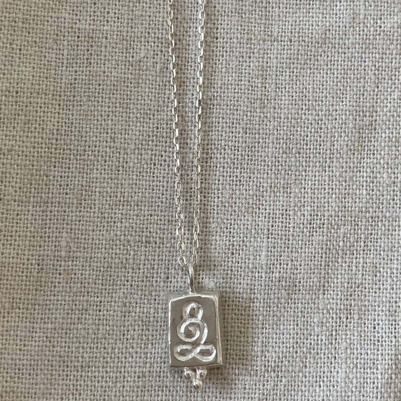 The Mother Pendant - Sterling Silver
