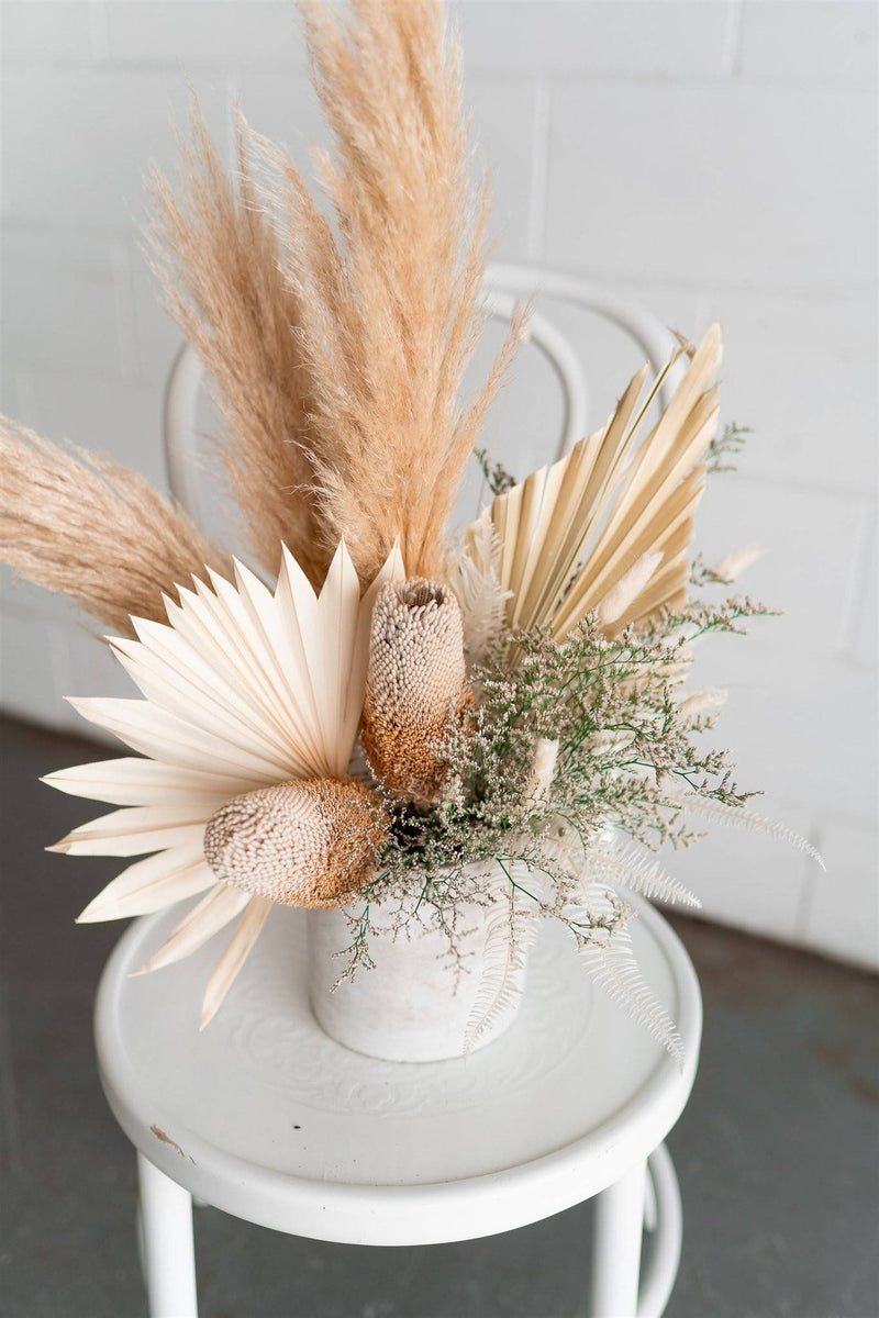 Dried Blooms - Large Arrangement