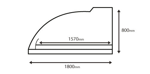The Don Café Commercial Dimensions