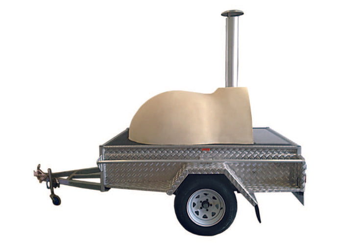 The Entertainer / Large Oven on Trailer