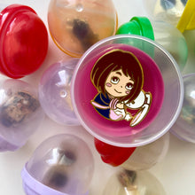 Load image into Gallery viewer, HERO SCHOOL B-GRADE PIN GASHAPON