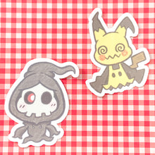 Load image into Gallery viewer, PKMN STICKER SET