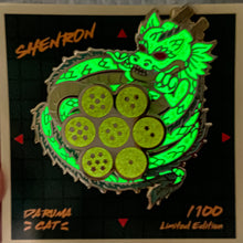 Load image into Gallery viewer, LE100 Shenron (Glow in the dark)