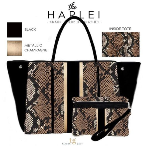 The Harlei Neoprene Tote