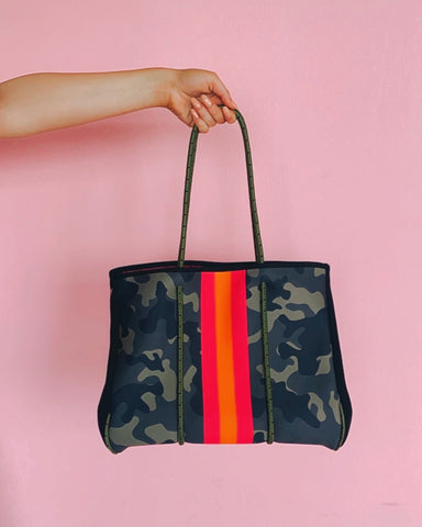 The Emma Neoprene Tote