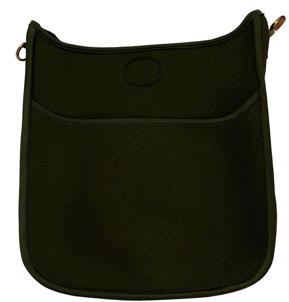 Perforated Neoprene Messenger Bag (strap NOT included) ARMY