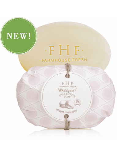 Farmhouse Fresh Whoopie! Shea Butter Bar Soap