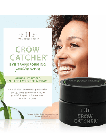 Farmhouse Fresh Crow Catcher Eye Transforming Serum