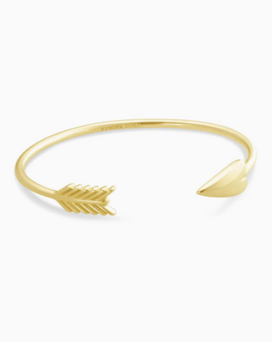 Kendra Scott: Zoey Cuff Bracelet in Gold