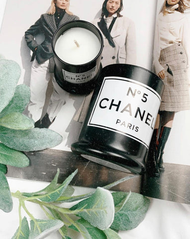 Chanel No. 5 Candle