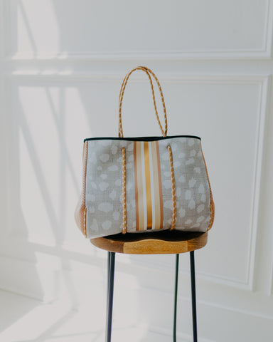 The Jeanne Neoprene Tote