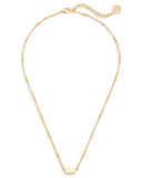 Kendra Scott: Fern Necklace Gold