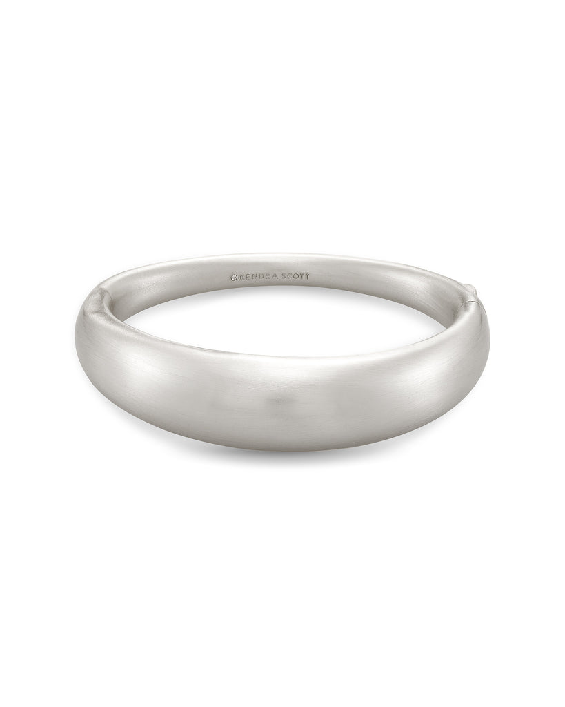 Kendra Scott: Kaia Bangle Rhodium