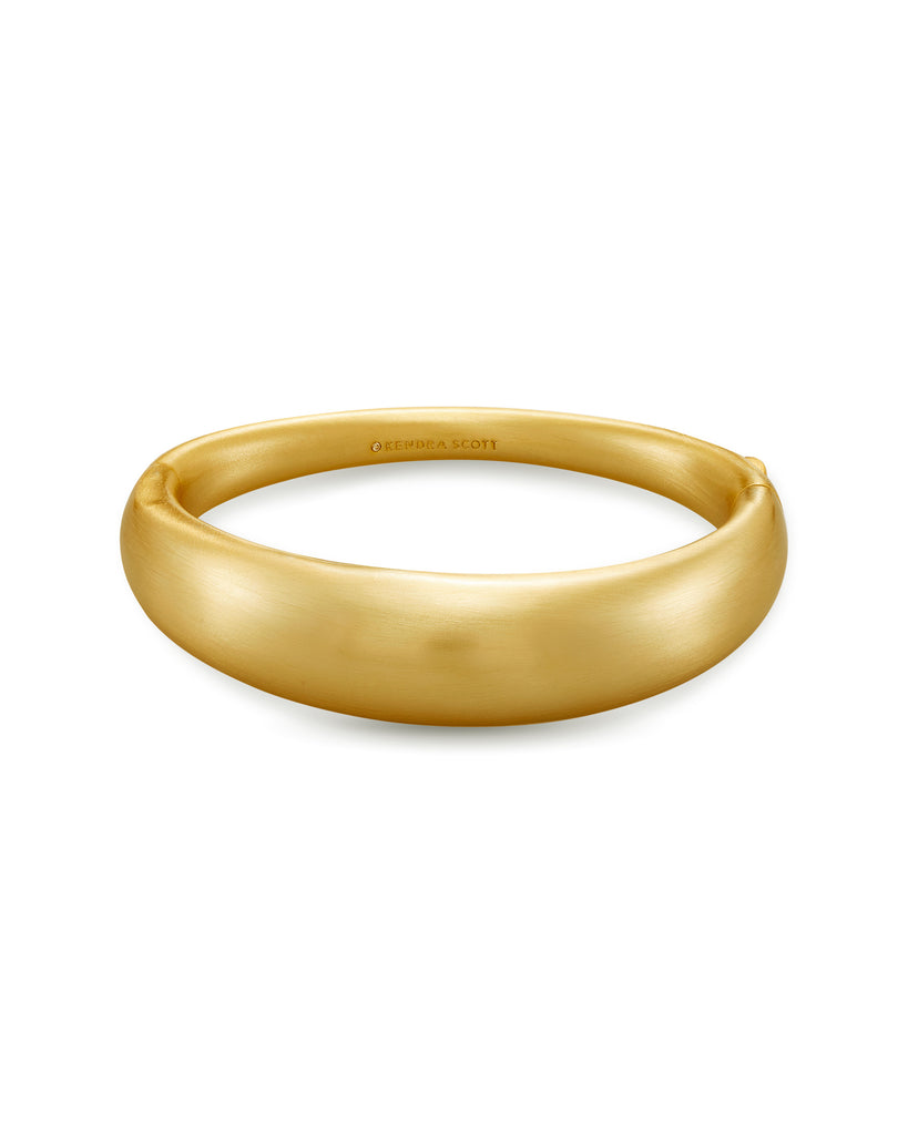 Kendra Scott: Kaia Bangle Vintage Gold