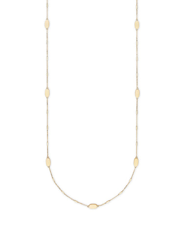 Kendra Scott: Franklin Necklace Gold