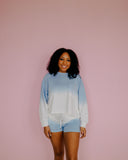 Dip Dye Set in Blue
