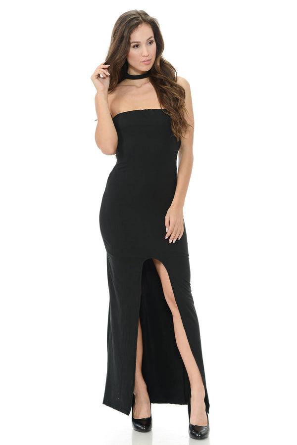 Diamante Fashion Women's Dress - Style C310 - O-ll-M