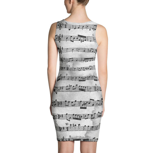 Music Dress - O-ll-M