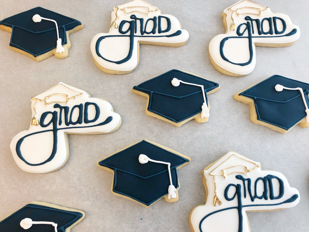 Graduation Cookie Boxed Set (6/4 preorder)