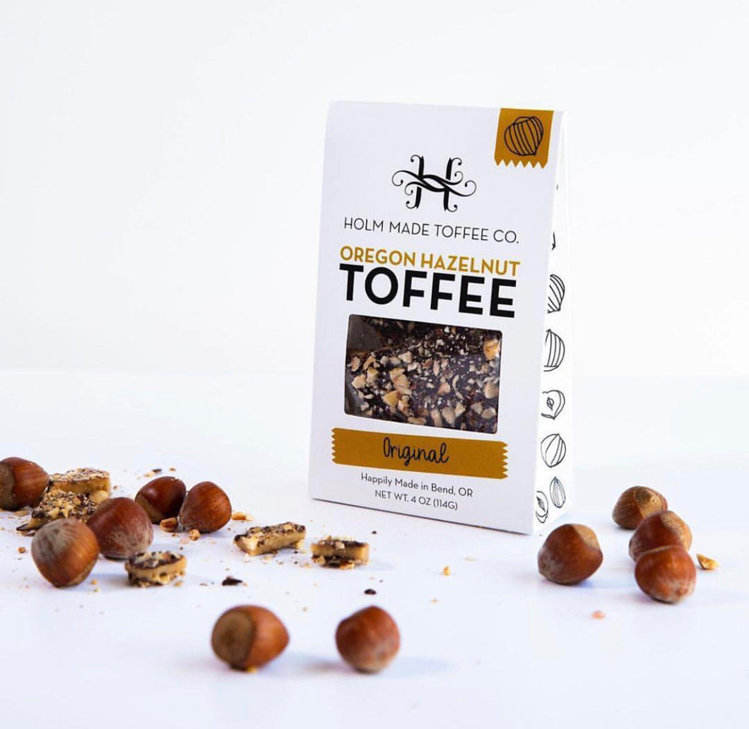 Holmmade Toffee