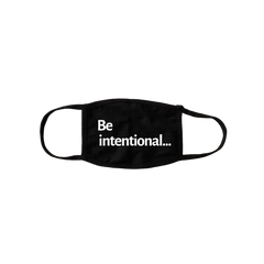 Be Intentional Tee and Mask Set