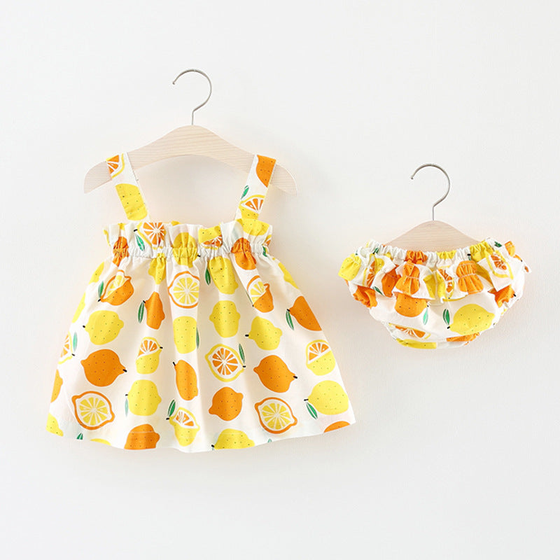 Set Lemon galben