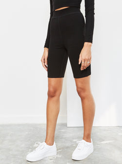 Ada Cycling Short Black