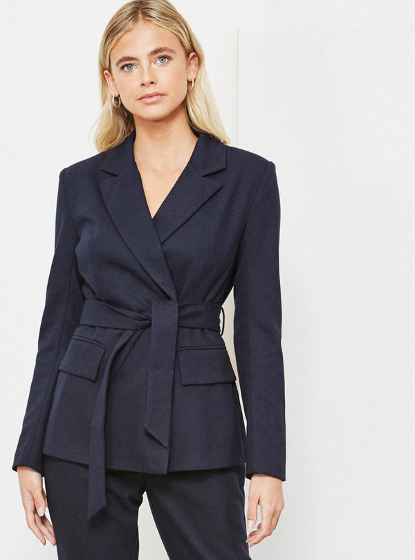 Alicia Blazer Navy