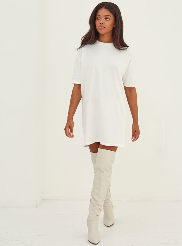 Julia Oversized T-Shirt White