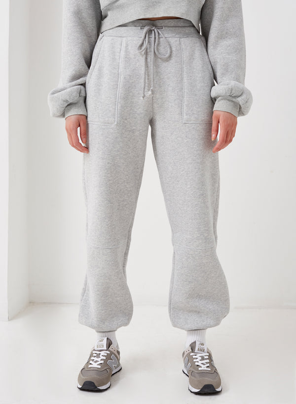 Millie Oversized Jogger Grey
