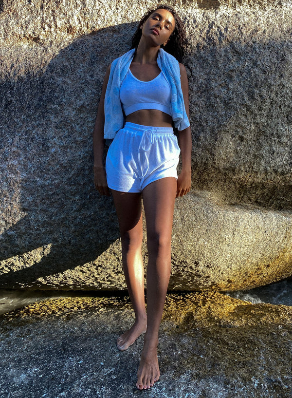 Bay Short White