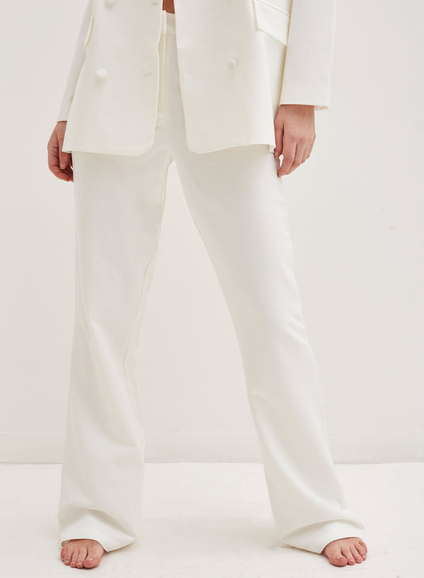 Tula Pants White