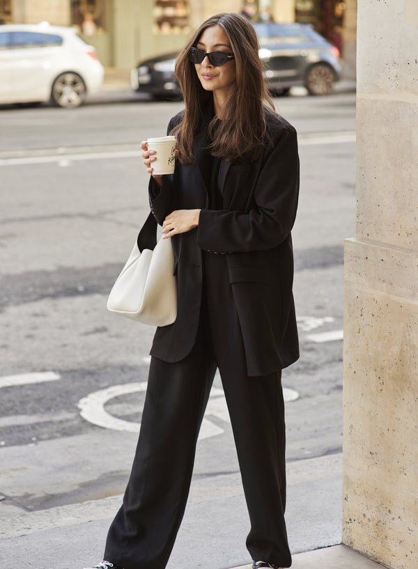Colette Tailored Pants Black