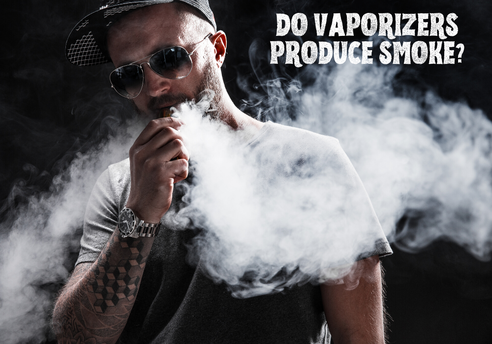Do Vaporizers Produce Smoke? - Blog Namaste Vapes UK