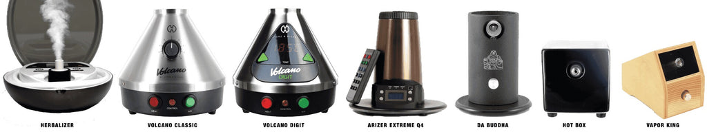 All Desktop Vaporizers