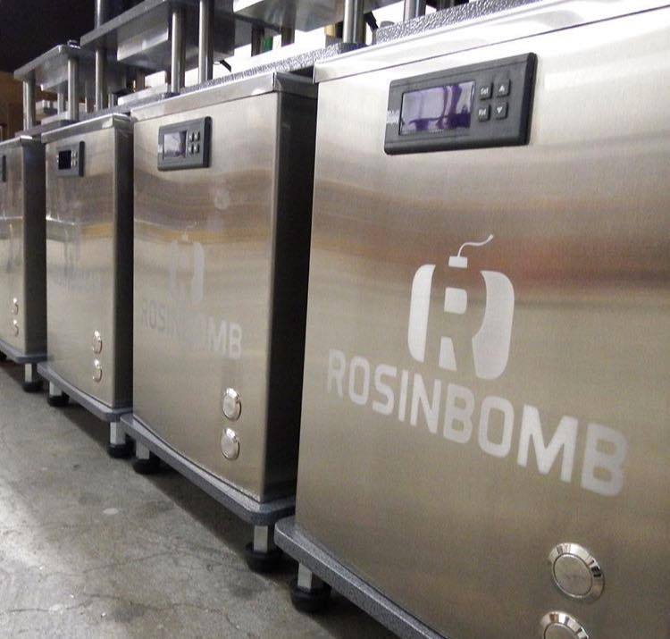 Super Rosin Press UK