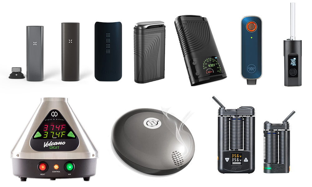 The Top 10 Vaporizers of 2017
