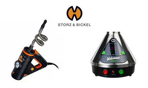 Volcano plenty and Volcano Digital Most Popular Desktop Vaporisers - NamasteVapes UK
