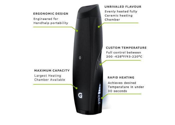 G Pen Elite Vaporizer Namaste Vapes NZ