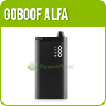 GoBoof Alfa Accessories | NamasteVapes